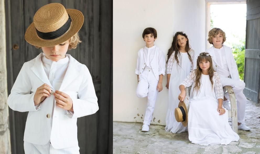 boutique de sortie grande variété de modèles achat original Vêtement cérémonie fille et garçon, robe, tenue cortège