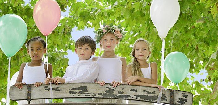 Boutique Vêtements Enfants Mariage Cortège à Paris
