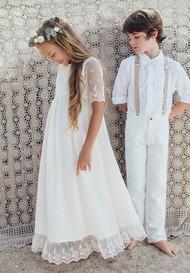 221465ba710d4 Robes de Cortège Fille et Bébé   Mariage et Cérémonie