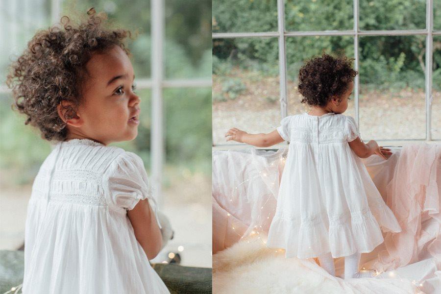 Robe soiree bebe 18 mois
