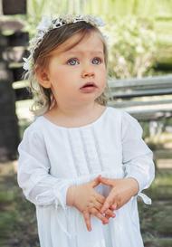 Robes De Cortege Fille Et Bebe Mariage Et Ceremonie